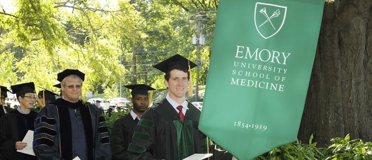 Emory School of Medicine Commencement