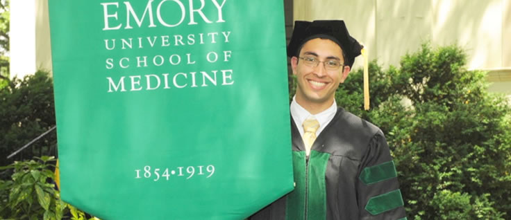 VIDEO: Celebrate the 2014 commencement exercises of Emory University School of Medicine!